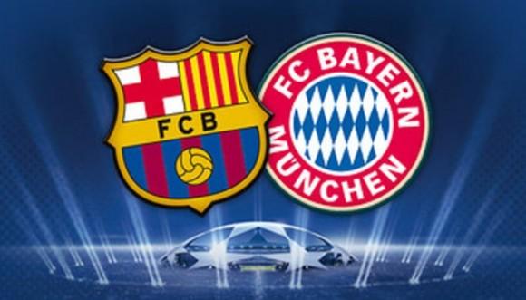 Fútbol para principiantes: Barcelona Vs. Bayern Munich