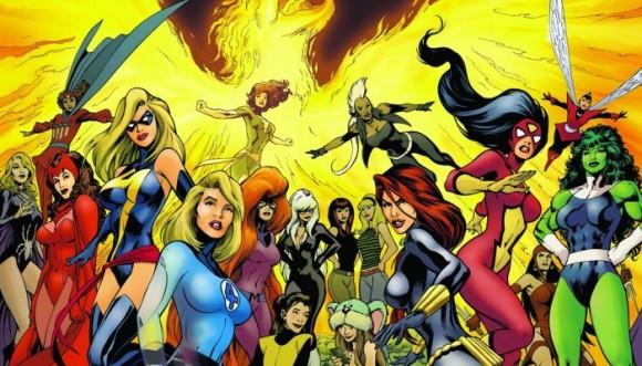 ¿Con cuál mujer superhéroe tú te identificas?