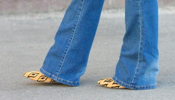 Dobladillo móvil para tus jeans (Tutorial)