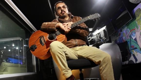 La cara oculta de Camilo Velandia, el músico de Vibra
