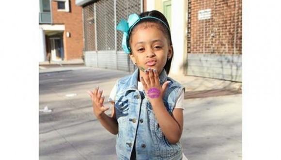 Conoce a la niña que baila como Beyoncé