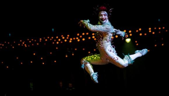El Cirque du Soleil prepara un show basado en Soda Stereo