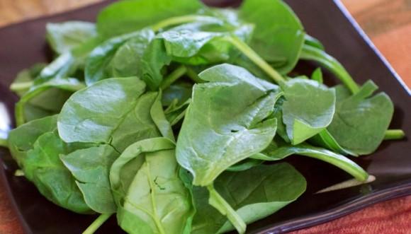 5 deliciosas recetas con espinacas