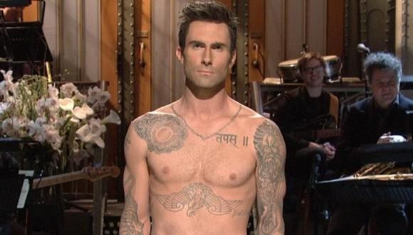 ¿Estás lista para ver a Adam Levine en bola?