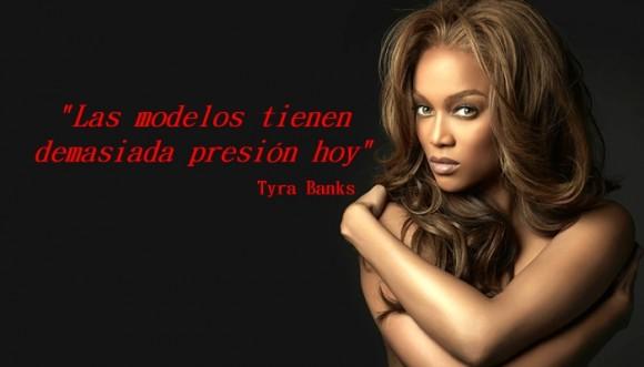 Tyra Banks critica a la industria de la moda