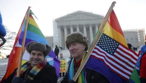 Aprobado el matrimonio gay en todo Estados Unidos