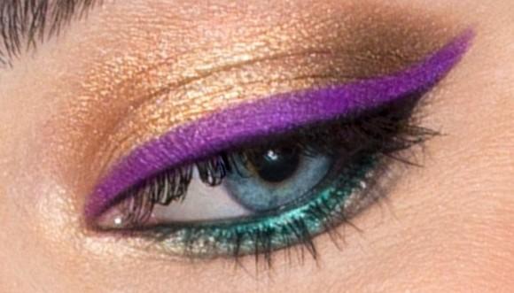 ¿Qué tono de delineador usar para cada color de ojos?