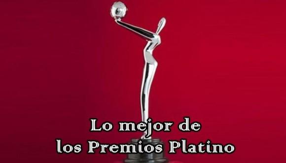 Un saludo de Melody, un beso de David Bisbal y otras sorpresas de los Premios Platino