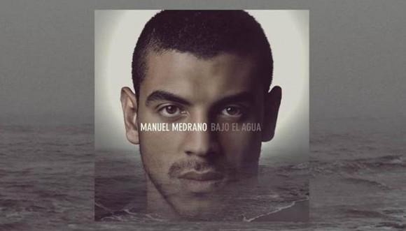 Manuel Medrano estrena Bajo el Agua