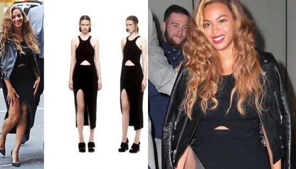 Beyoncé impone los vestidos de hilo de algodón