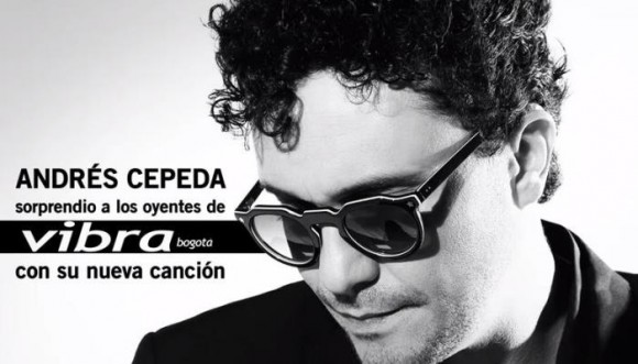 Cepeda estrena álbum en su cumpleaños