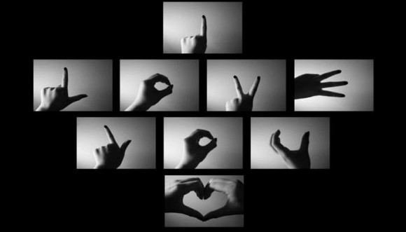 "Dile ""te amo"" sin utilizar palabras"