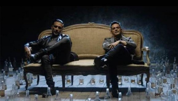 Alejandro Sanz y Fernández estrenan nuevo video