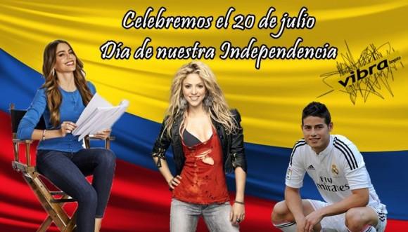 11 embajadores de nuestra Independencia