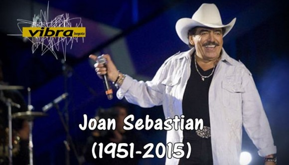Adiós a Joan Sebastian