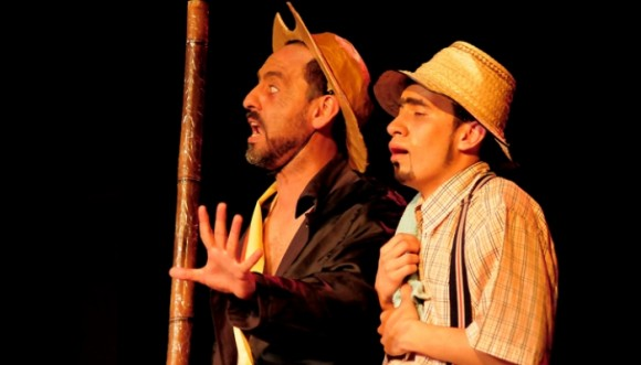 Teatro juvenil e infantil en el Julio Mario Santodomingo