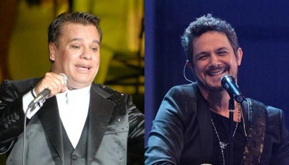 Juan Gabriel y Alejandro Sanz lideran ventas