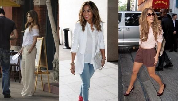 Jennifer Lopez, la reina de la calle