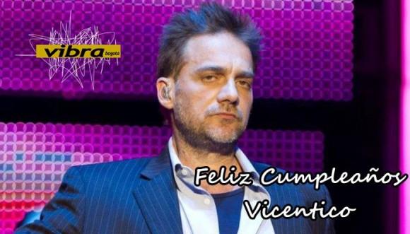 Feliz cumpleaños Vicentico (Videos)