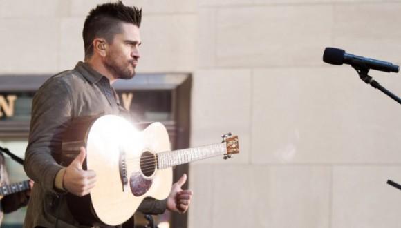 Juanes celebró su cumple con concierto (Video)