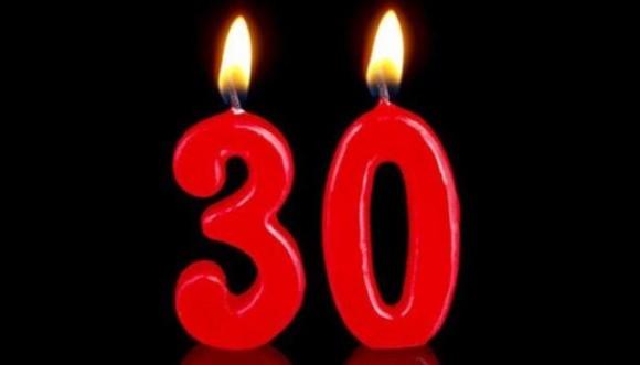 ¿Qué se siente tener 30?
