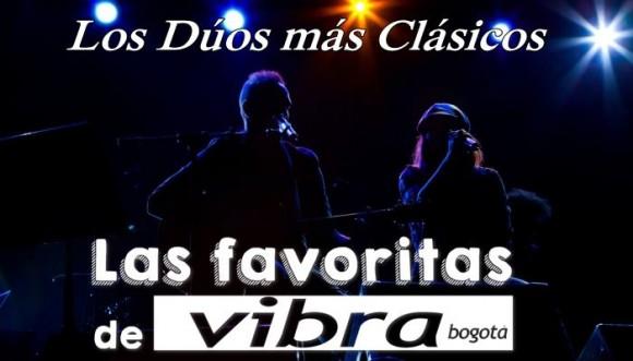 Las Favoritas de Vibra: Los dúos más clásicos