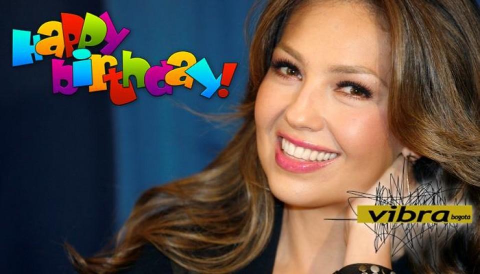 Cumpleaños Thalía: ¿actriz o cantante?