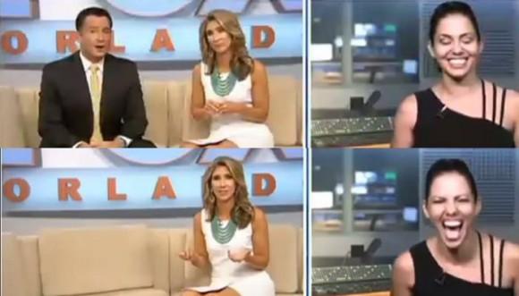 Las Kardashian cansaron a este periodista (Video)