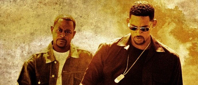 Martin Lawrence and Will Smith in Bad Boys II HD wallpaper