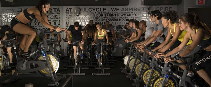 why people pay 34 a class for the most popular cycling work out in america