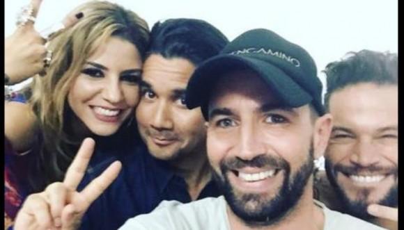 """Lucas Arnau protagonista en """"La Voz Ecuador"""""""