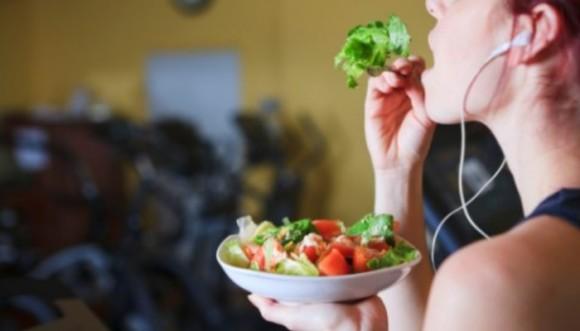 Comer ¿antes o después del ejercicio?