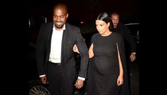 Kim Kardashian: Las pintas de su embarazo