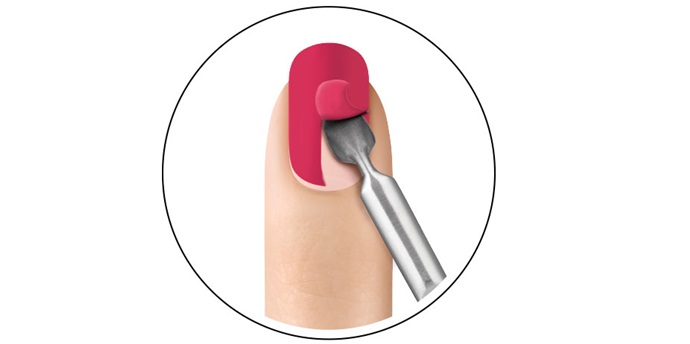 removing gel nails removal tool 3