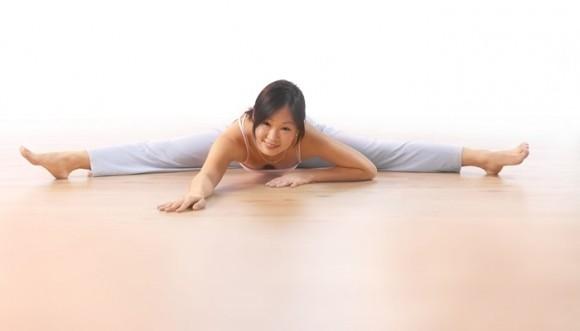 Ejercicios de flexibilidad para cadera sin calentar (tutorial)