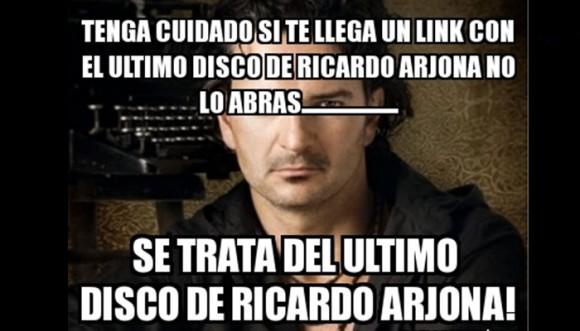 Twitteros que odian a Ricardo Arjona