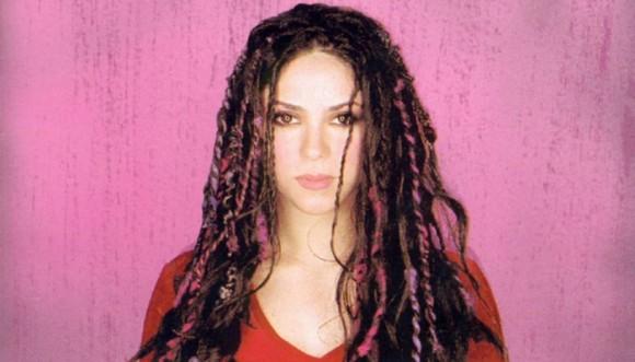 ¿Recuerdas cómo lucía Shakira en los 90?