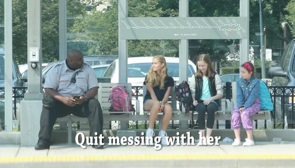 ¿Cómo reaccionarías si vieras un caso de bullying? (Video)