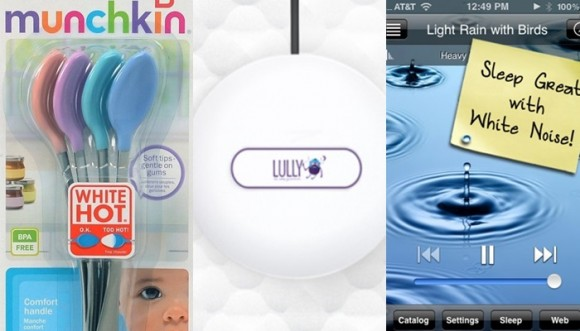 11 gadgets para padres y madres con bebés