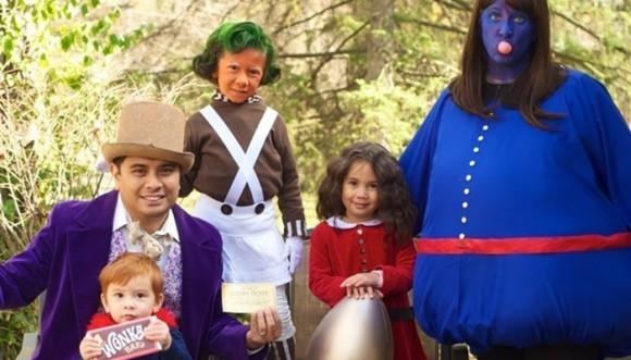 Ideas para disfrazarte junto a tus niños este 31 de octubre