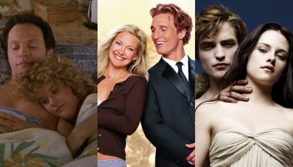¿Cuál pareja de película romántica eres? Vibratest