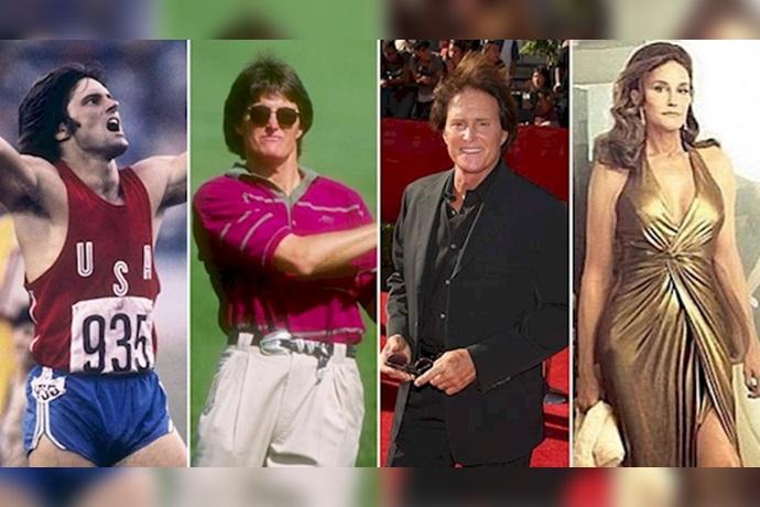 Transformación de Caitlyn Jenner
