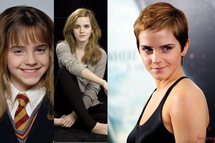Transformación de Emma Watson