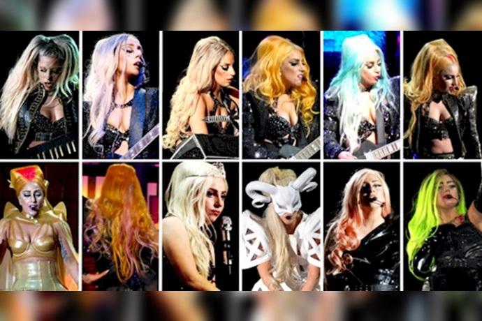 Transformación de Lady Gaga