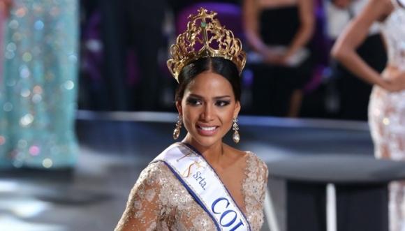 Así se viste la nueva Señorita Colombia (fotos)