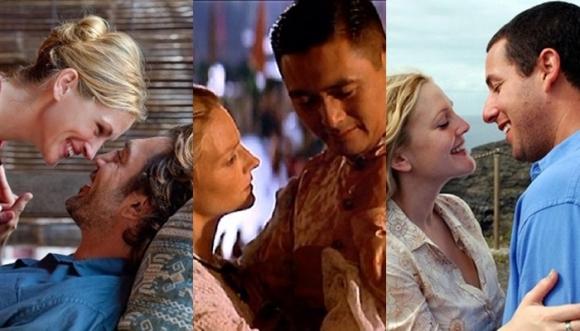Amores de película basados en la vida real