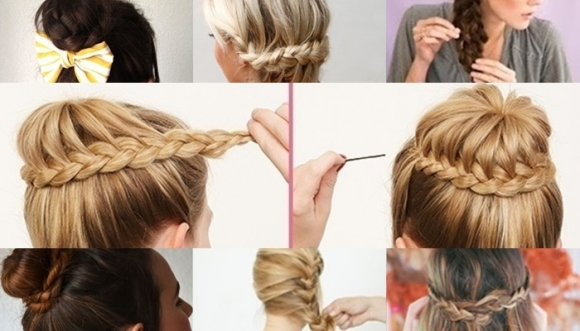 7 peinados con trenzas