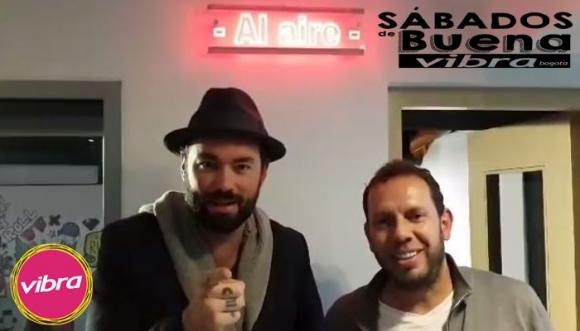 Santiago Cruz y el Dr. Méndez llamaron a nominados al Grammy