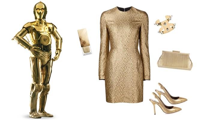 C 3PO