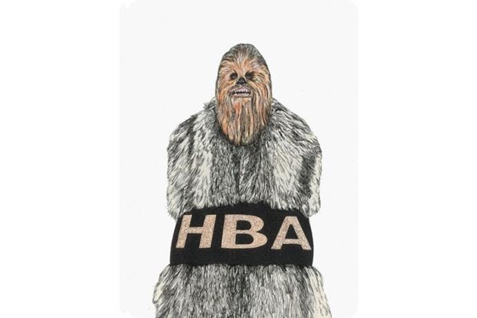 Chewbacca HoodByAir